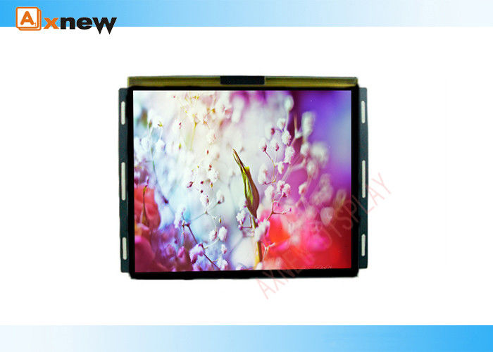 17 inch 4:3 Capacitive Open Frame Touch Screen Monitor For Interactive Devices