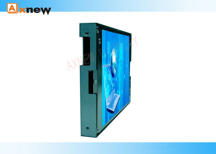axnew 8.4'' 500nits Sunlight  Readabel LCD Display Open Frame Metal Case Industrial Monitor