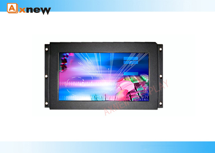 "7"" TFT Active Matrix LCD With Capacitive Touch Screen"