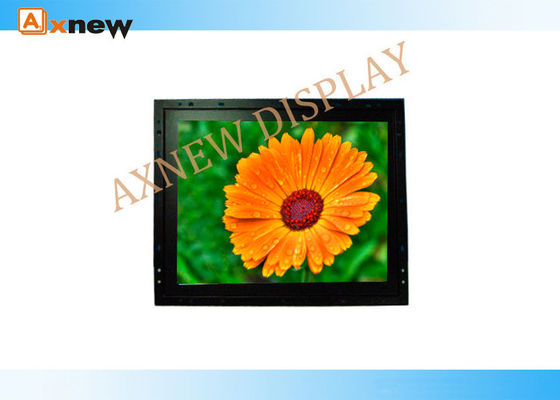 "China Industrial Mini 19"" HD Panel Mount LCD Monitor 1280x1024 With IR Touch Screen distributor"